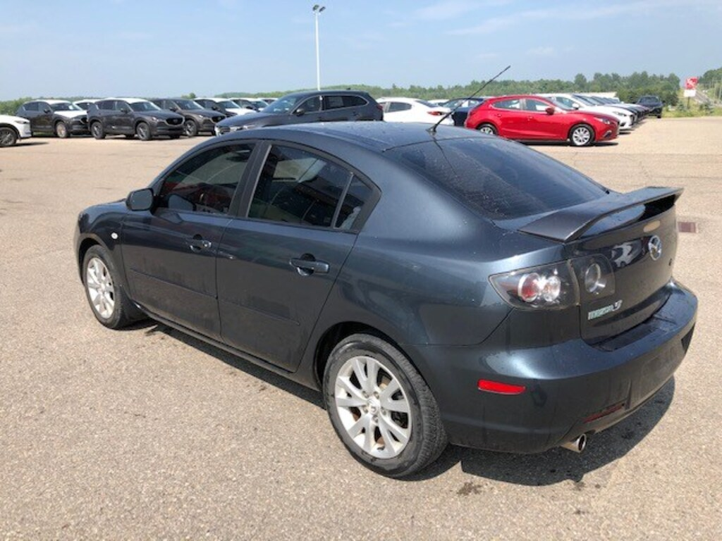 Pre-Owned 2008 Mazda3 GS 5Spd AS IS Alloys Spoiler Tint+ Winter Tire Pkg