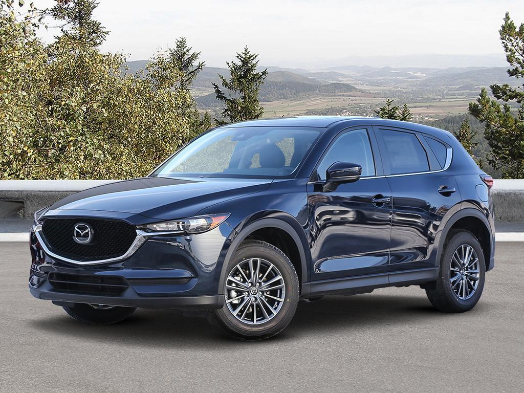 New 2020 Mazda CX-5 GS AWD AT AWD