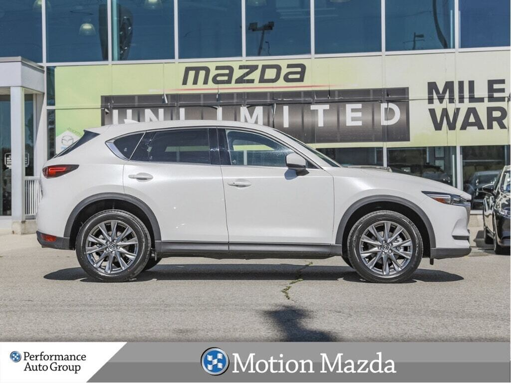 Pre-Owned 2019 Mazda CX-5 Signature USED DEMO Leather Roof Navi