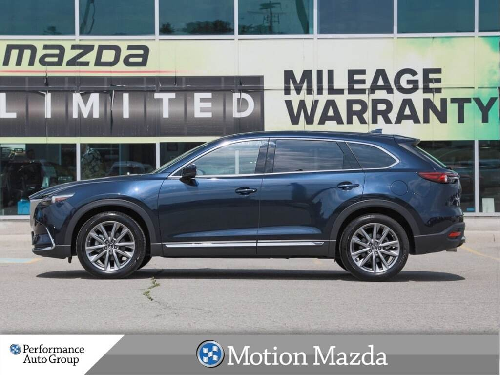 Pre-Owned 2019 Mazda CX-9 GT USED DEMO AWD Leather Roof Navi