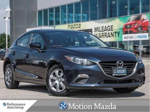Pre-Owned 2015 Mazda3 Sport 6Spd Buetooth Dual Exhaust