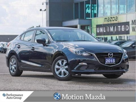 Pre-Owned 2015 Mazda3 6Spd Buetooth Dual Exhaust