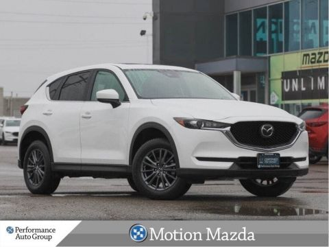 Pre-Owned 2019 Mazda CX-5 GS AWD Roof Heated Seats Power Liftgate
